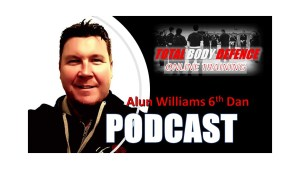 Alun Williams Podcast
