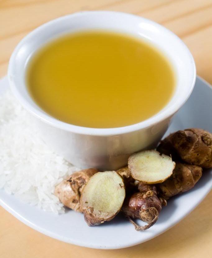 khasiat beras kencur