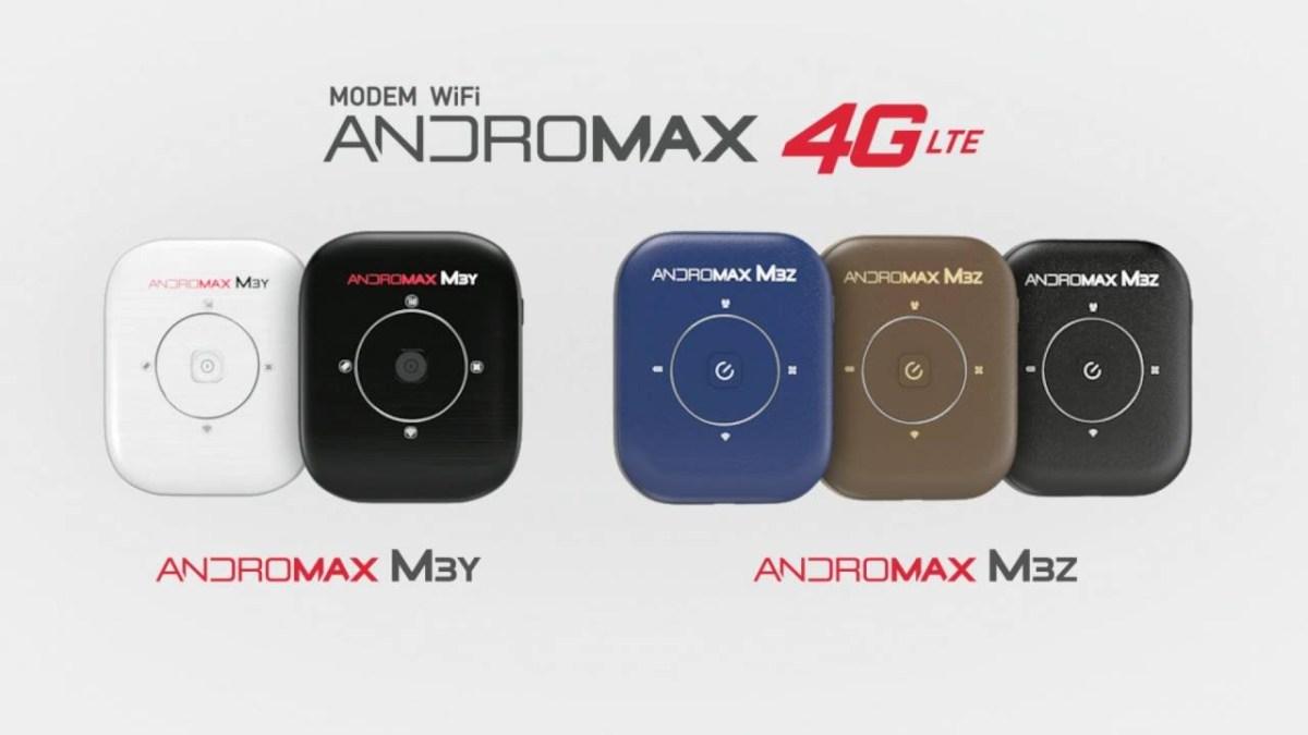 Mifi Andromax M3Y dan M3Z Untuk Akses Internet Super Ngebut