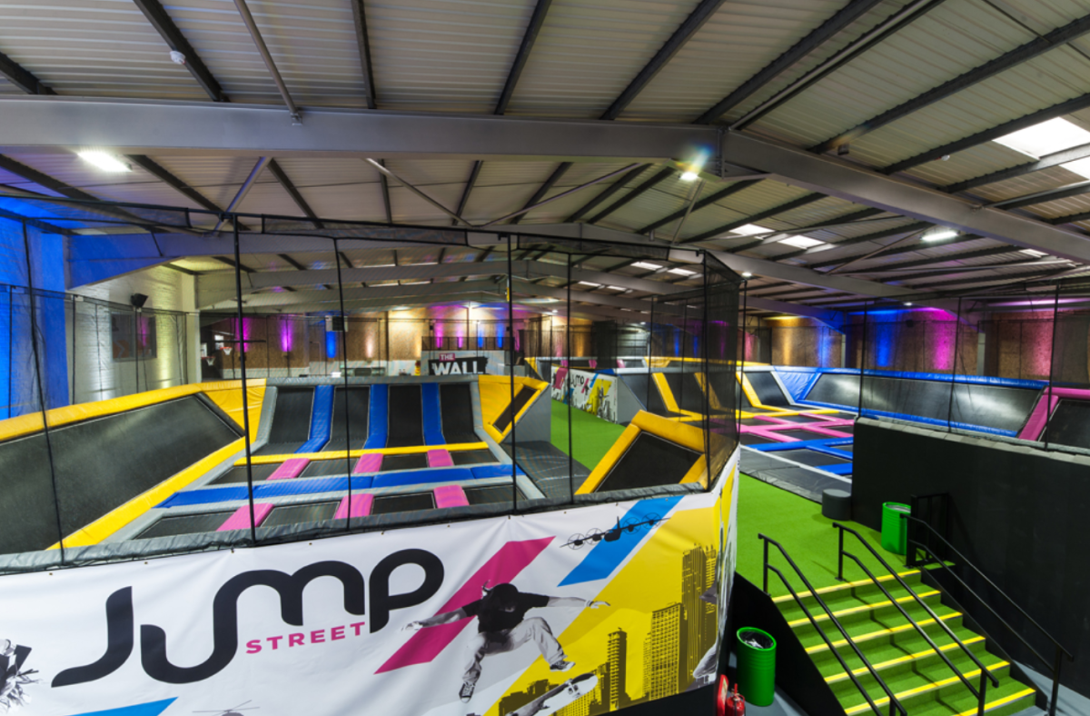 Jump Street Colchester Case Studies Total Catering