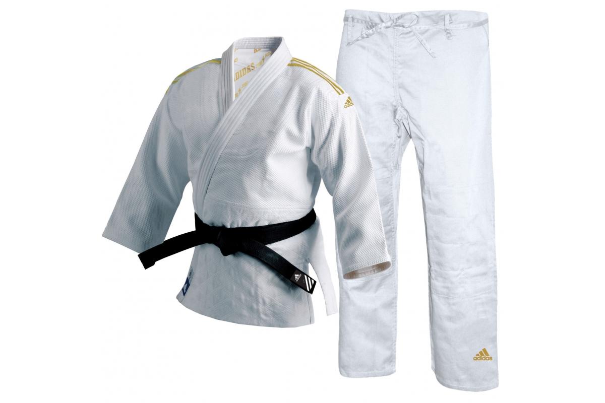 Adidas Millenium Judo Uniform J990 Totalcombat