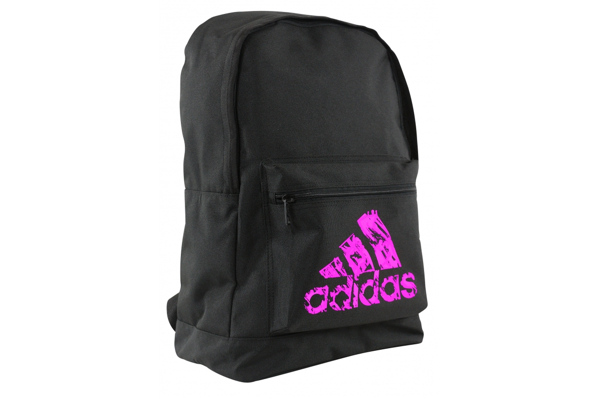5522a7779c Adidas Gray And Pink Backpack - CEAGESP