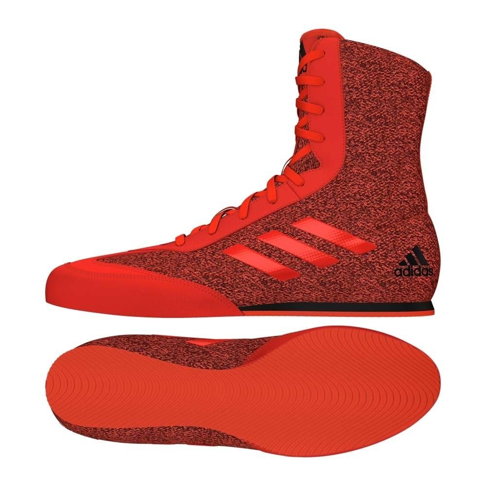 big sale 12112 18fc7 Adidas Box Hog Boxing Boots