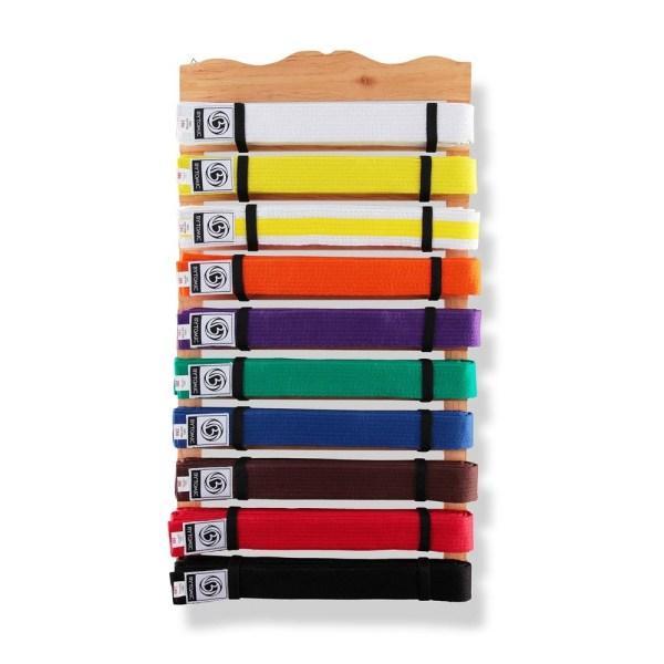 10 Rack Belt Display