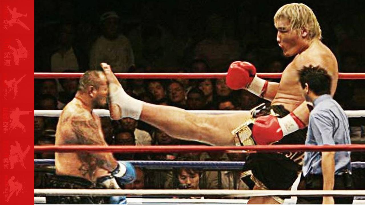 David Vs Goliath Or Is It El Titan Total Combat Sports