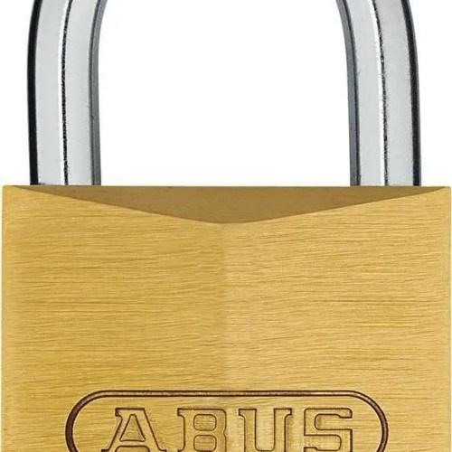 Abus-Premium-Padlock-Brass-65-Series-30mm