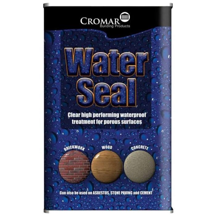 Cromar-Waterseal