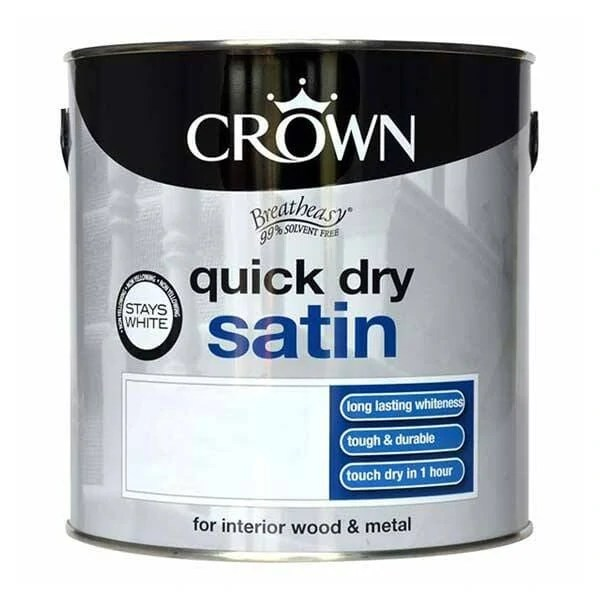 Crown-Quick-Dry-Satin-White