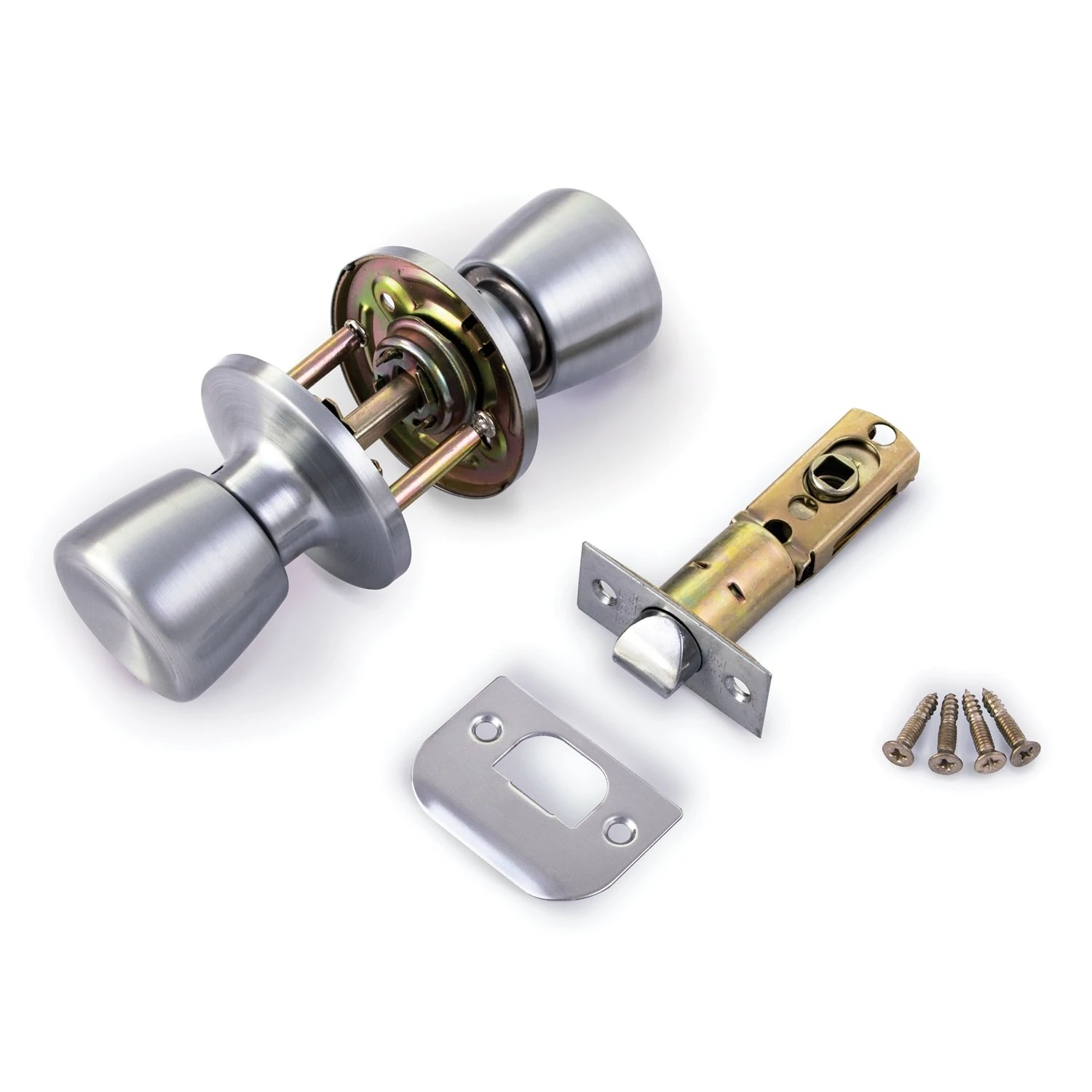 Era-Passage-Door-Lockset-Satin-Silver