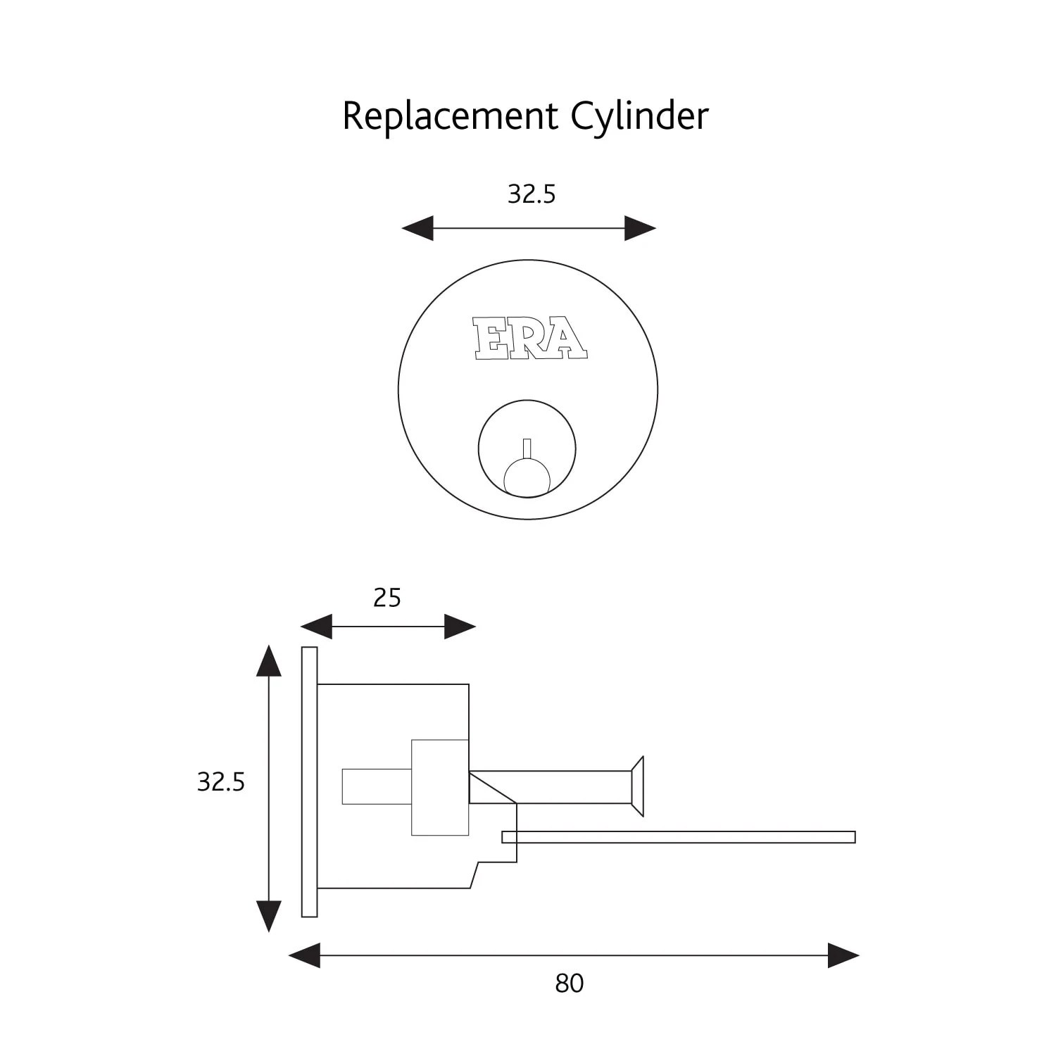 Era-Replacement-Rim-Cylinder-5-Pin-tech-spec