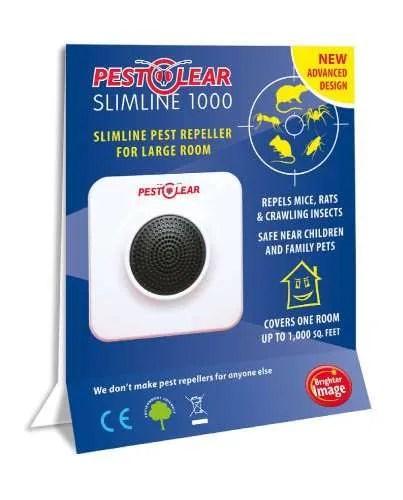 Pestclear-1000-Ultrasonic-Pest-Repeller