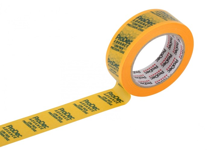 ProDec-Advance-Masking-Tape-Precision-Edge-Low-Tack-1.5in-ATMT007