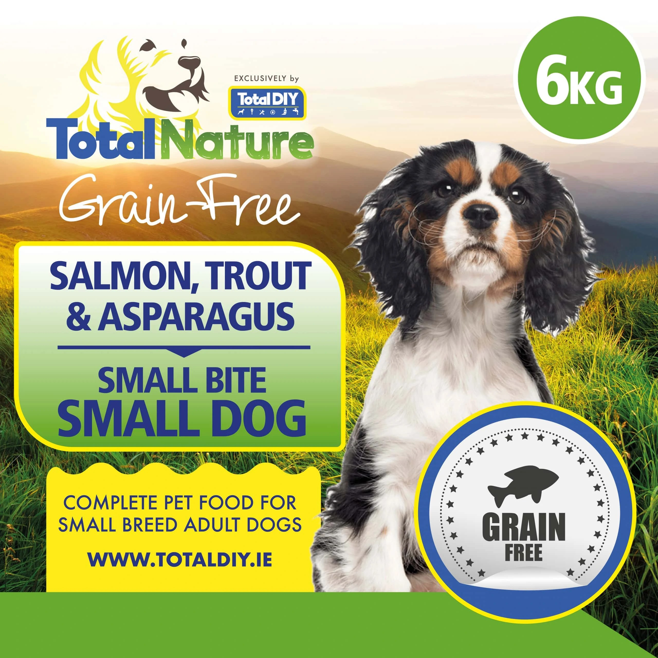 Total-Nature-Grainfree-Small-Breed-Salmon-Trout-Asparagus-6kg