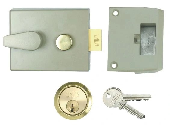 Union-Standard-Cylinder-Night-Latch-Champagne-Gold-60mm