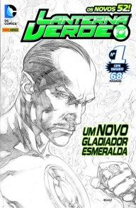Lanterna Verde #1