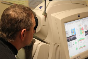 OCT Optical Coherence Tomography