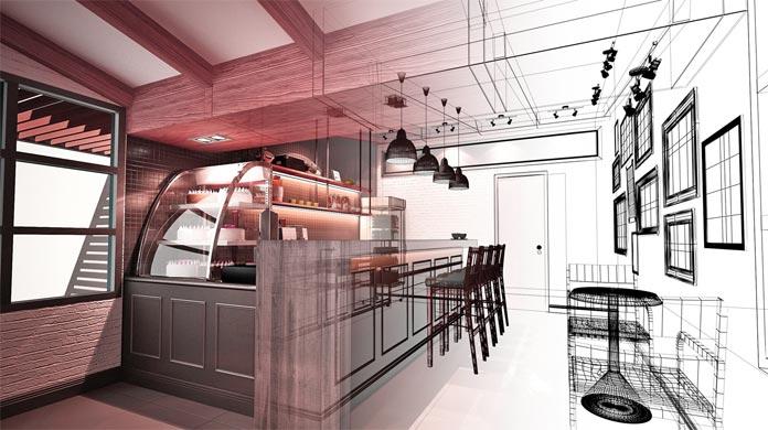 restaurant floor plan design floorplan