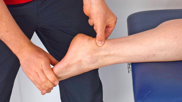 arthritis ankle treatment