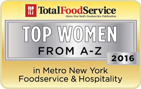 Top Women In Metro New York Foodservice Hospitality 2016