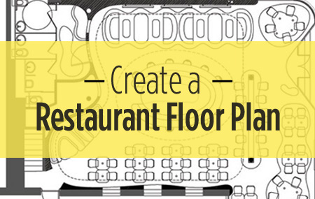 How to create a restaurant floor plan total food service for Create restaurant floor plan
