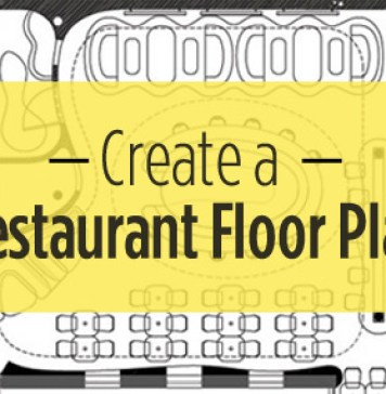 Average Square Footage Of A How To Create A Restaurant Floor Plan Layout Guidelines