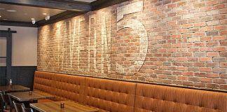Tavern 5 restaurant bar floorplan blueprint floor plan