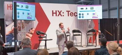 Highlights from HX: TECH from the 2015 HX: The Hotel Experience show.