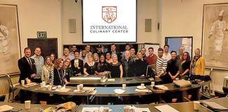 ICC® Culinary Entrepreneurship January 2016 Class