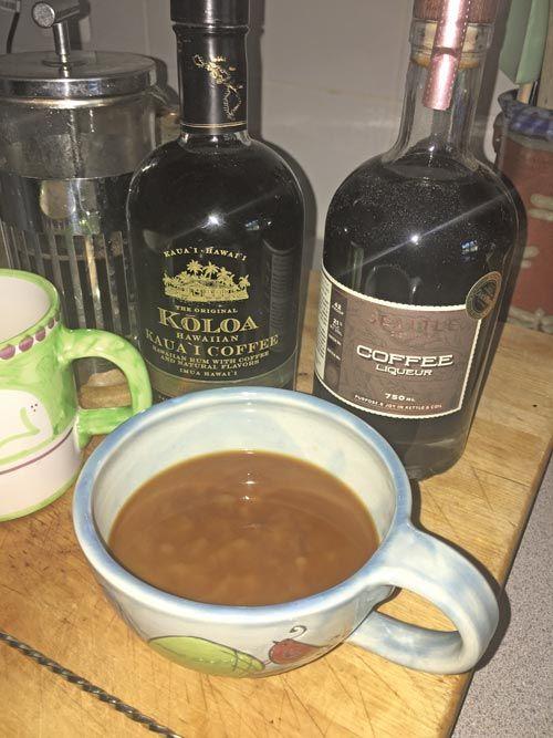 coffee liqueurs