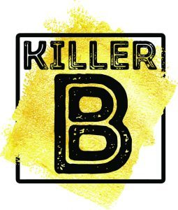 killerb_logo_goldleaf_nowords