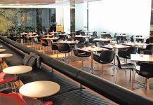 The Modern restaurant MoMA