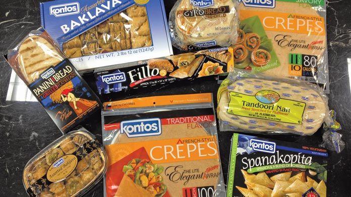 overseas expansion program Kontos Foods
