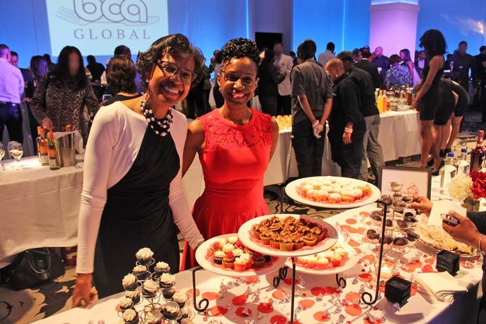 BCA Global Global Food & Wine Event