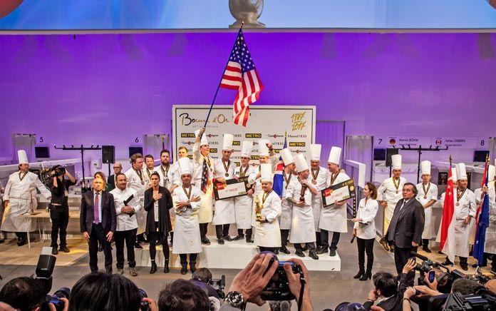 Sirha 2017 Biennial Culinary Events