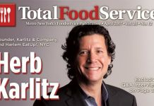 April 2017 Total Food Service Herb Karlitz