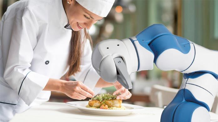 foodservice automation robots