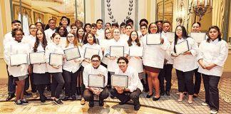 C-CAP culinary scholarships