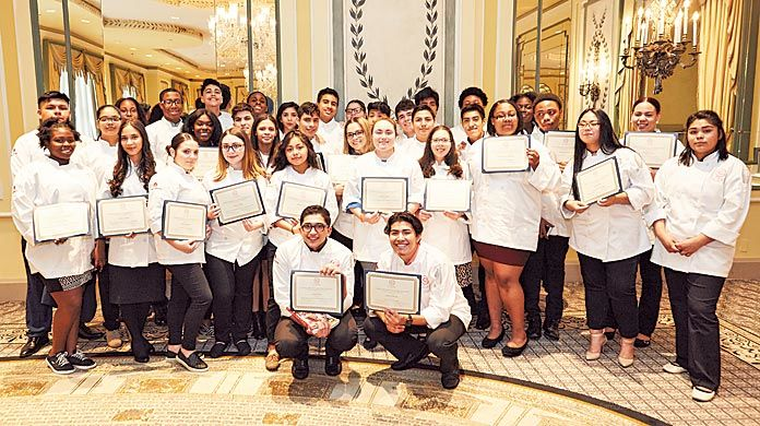 C-CAP culinary scholarships