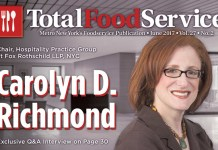 June 2017 Total Food Service Digital Issue