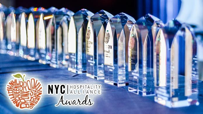 NYC Hospitality Alliance Awards 2017 Winners