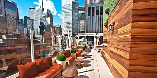 NYC rooftop bars