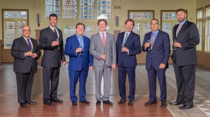 2017 NJRHA Annual Awards Gala Industry Award Recipients