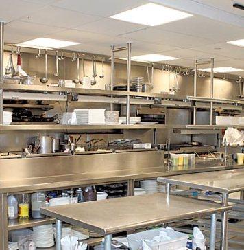 Westchester Country Club Kitchen HAFSCO