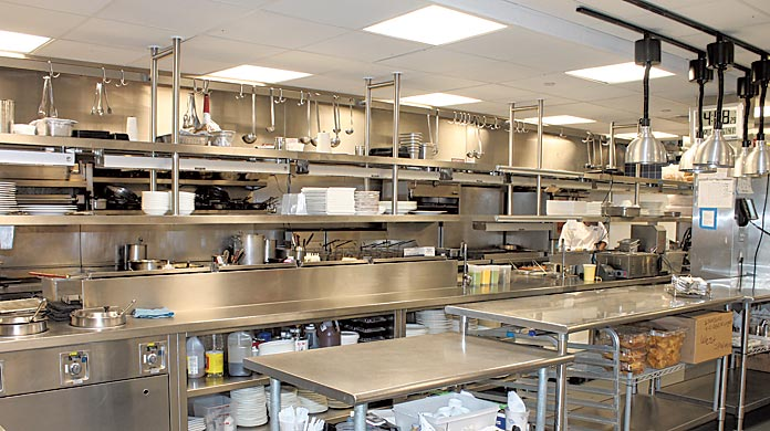 Westchester Country Club Kitchen HAFSCO