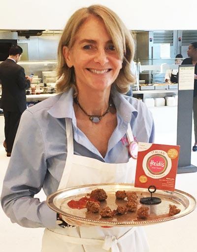 Heidi's Real Food vegan