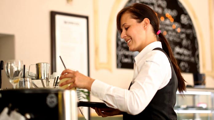Customer Service Magic tipped employees