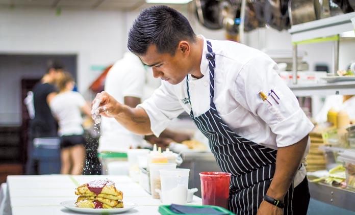 Jordan Andino Q&A - Total Food Service