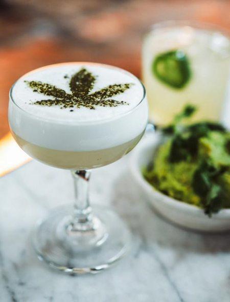 cannabis marijuana CBD oil kitchen