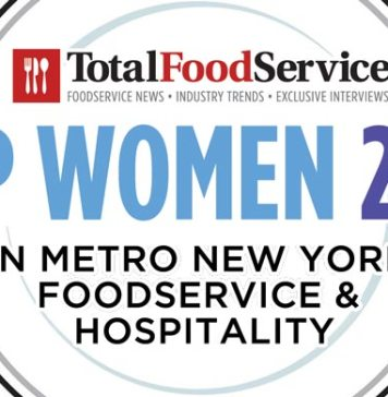 Total Food Service 2019 Top Women in Foodservice and Hospitality