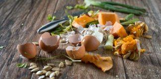 food restaurant waste kitchen scraps